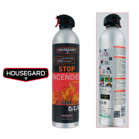 Aerosol Stop incendies Housegard
