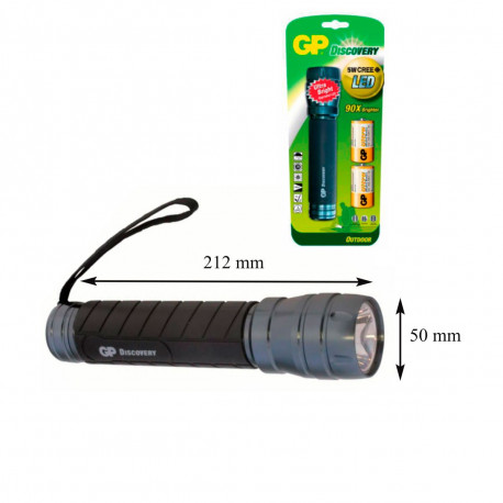 Lampe torche Outdoor LED Cree 5W