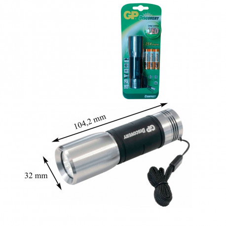 Lampe torche compact Led