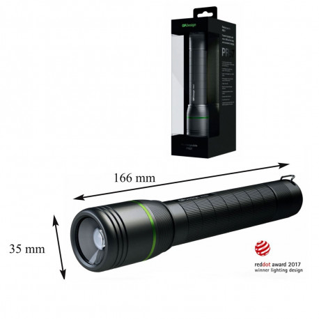 LAMPE TORCHE RECHARGEABLE SIRIUS 1000 LM