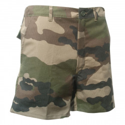 SHORT OUTRE MER CAMOUFLAGE
