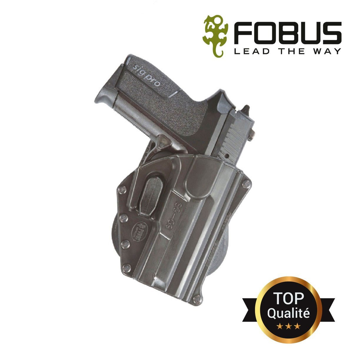 Holster rigide polymere pour SIG SP2009/2022 Fixe paddle